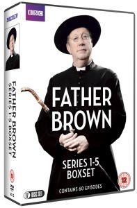 Father Brown DVD Gift Box Set