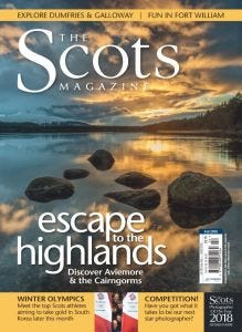 The Scots Magazine-12 Issues UK