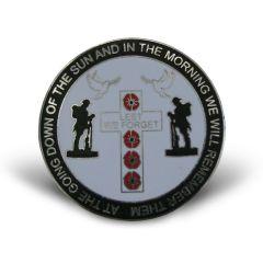 First World War Centenary Commemorative Coin