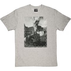 The Flying Scotsman Locomotive T-shirt