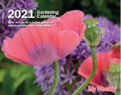 My Weekly Gardening Calendar 2021