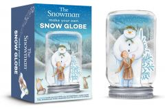 Make Your Own Snowman Snow Globe