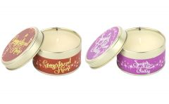 Gingerbread House and Sugar Plum Fairy Candle Pack