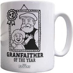 Granfaither of the Year Mug