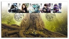 Harry Potter Myth & Magic Stamps - Whomping Willow