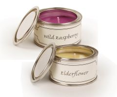 Filled Candle Tins - Hedgegrow- Pack of Two
