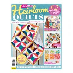 Heirloom Quilts - Supercrafts
