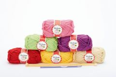 Heritage Yarn Kit