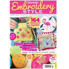 Homemaker Embroidery Style Bookazine