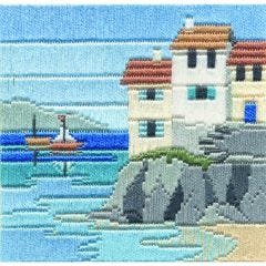 Headland Cottages Long Stitch