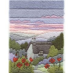 Summer Evening Long Stitch Kit