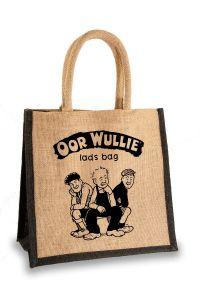 Oor Wullie Lads Bag