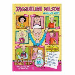 Jacqueline Wilson Annual 2021