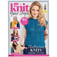 Supercrafts: Knit Your Style Bookazine