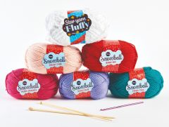 600g Snowball Yarn Kit