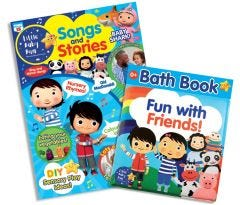 This Is Little Baby Bum Songs and Stories