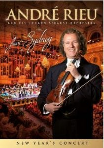 Andre Rieu New Year's Concert from Sydney