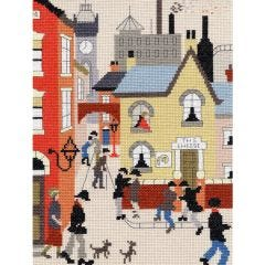 LS Lowry Style: The Cheese