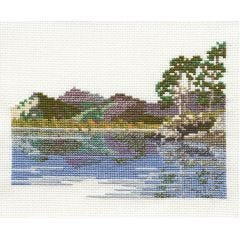 Counted Cross Stitch Kit : Friars Crag