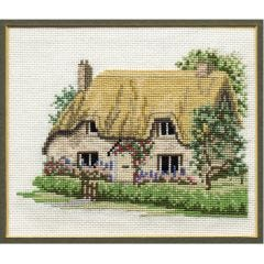 Counted Cross Stitch Kit : Betty's Cottage