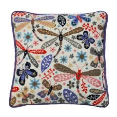 Suzy Taylor Printed Tapestry: Dragonfly