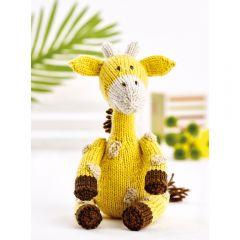 Geoff the Giraffe Yarn Kit