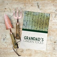 Personalised Copper Garden Tool Set