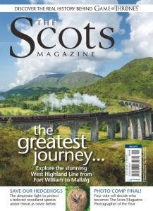 The Scots Magazine Staff Subscription