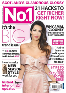 No. 1 magazine - 12 Issues UK