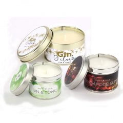 Triple Gin Candle Pack