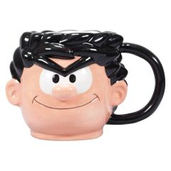 Dennis Shaped Ceramic Mug