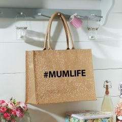 #MUMLIFE Jute Bag