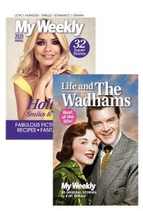 Life and the Wadhams & My Weekly Annual Book Pack