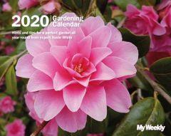 My Weekly Gardening Calendar 2020