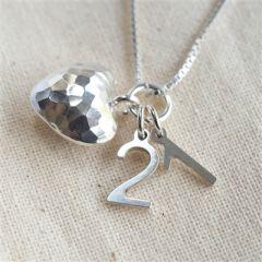 '21' Special Milestone Necklace