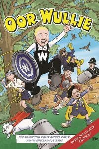 Oor Wullie Personalised Annual 2021