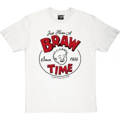 Oor Wullie Braw Time T-shirt