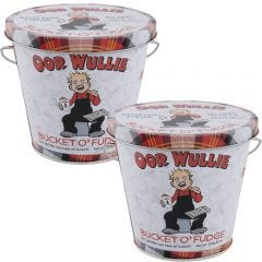 Oor Wullie Bucket O'Fudge Pack