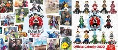 Oor Wullie Bucket Trail Calendar and Souvenir Guide