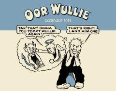 Oor Wullie Calendar 2021
