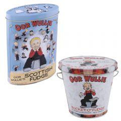 Oor Wullie Fudge Pack