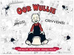 Oor Wullie Placemats
