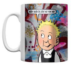 Oor Wullie Wonders Mug