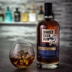 Travellers Cask 12 Year Old Rum