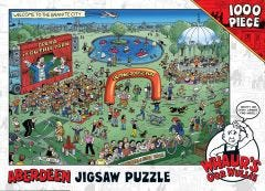 Whaur's Oor Wullie Jigsaw Puzzle Pack 2