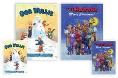 The Broons and Oor Wullie Advent Calendar Pack