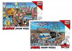 Whaur's Oor Wullie Jigsaw Puzzle Pack