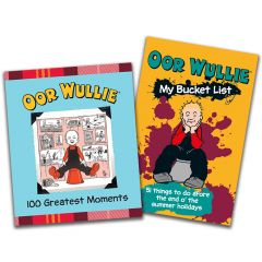 Oor Wullie Bucket List & 100 Greatest Moments
