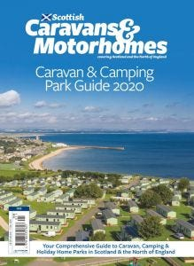 Scottish Caravans & Motorhomes 2020 Annual Parks Guide