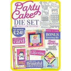 24-Piece Party Cake Die Set